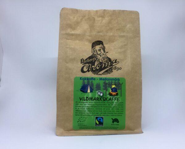 Vilmarkskaffe Kokkaffe Mellanmork Norrakershandel